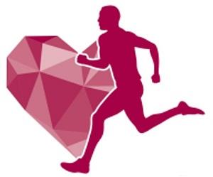 logo cardio race